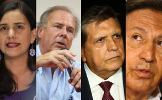 ¿Cuáles son los apoyos de los ex candidatos en segunda vuelta?