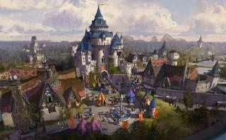 Así será el nuevo  parque temático de Paramount en Londres