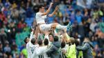 Real Madrid: los que merecieron una ovación similar a Arbeloa - Noticias de fabrica de sueños