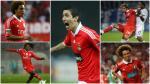 El Benfica, una máquina de vender y hacer dinero en Europa - Noticias de javi garcia