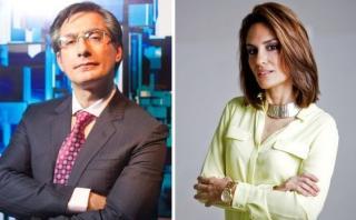 Federico Salazar y Mávila Huertas serán moderadores del debate