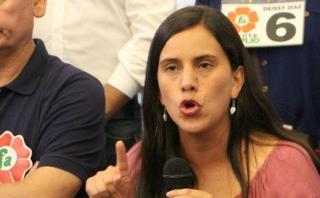 Mendoza pide que se investigue estudios de Keiko Fujimori