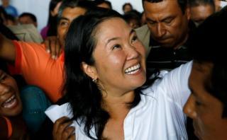 Keiko Fujimori comienza hoy gira por siete regiones