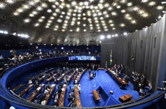 Tenso debate sobre suspensión de Dilma en el Senado de Brasil