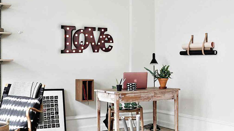 Decora tu casa con letras luminosas foto galeria 1 de 3 for Decora tu casa