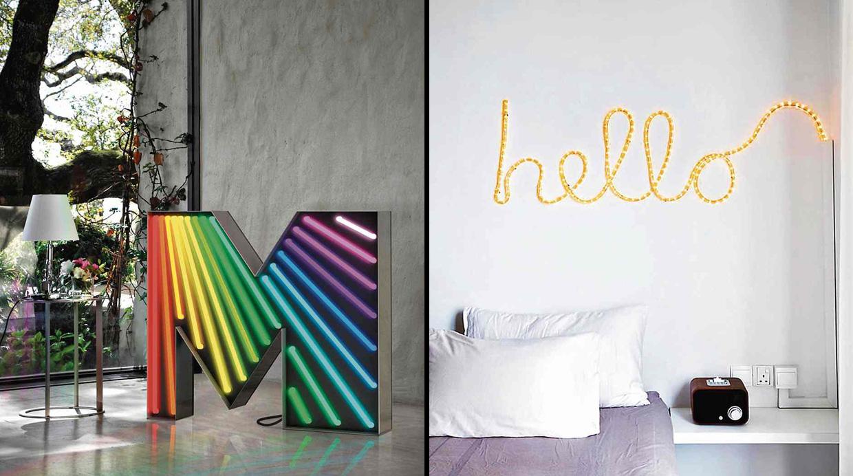 Decora tu casa con letras luminosas foto galeria 3 de 3 - Decora tu casa juegos ...