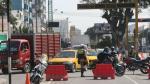 San Isidro: reabren by-pass tras aniego y congestión vehicular - Noticias de javier freyre