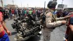 Iraq: Atentados del Estado Islámico dejan 94 muertos en Bagdad - Noticias de irak explosion