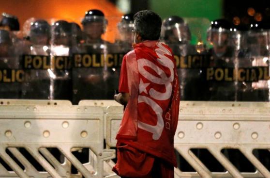 Así está Brasil mientras se decide la suerte de Dilma [FOTOS]
