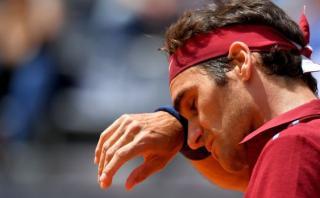 Sorpresa en Masters de Roma: Roger Federer eliminado en octavos
