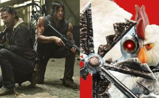 """""""The Walking Dead"""": tendrá especial de humor en """"Robot Chicken"""""""