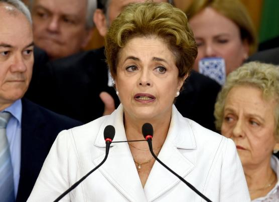 """Dilma Rousseff tras ser suspendida: """"Soy víctima de la mayor brutalidad"""""""