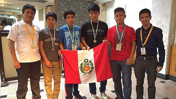 Perú se coronó campeón sudamericano escolar de matemática