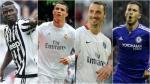 Mercado de pases: así se mueven los fichajes en fútbol europeo - Noticias de wesley sneijder