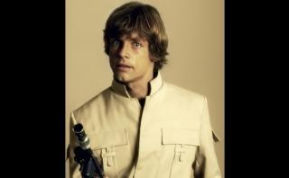 """""""Star Wars"""": parecido de un actor con Mark Hamill causa impacto"""