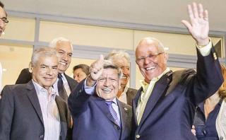 """César Acuña: """"Sería un gran error cogobernar con PPK"""""""