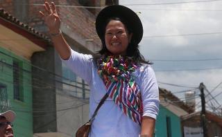 Keiko Fujimori: Usamos redes para propuestas, no para insultos
