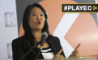 Keiko sobre senderistas arrepentidos: Debemos hablar con todos