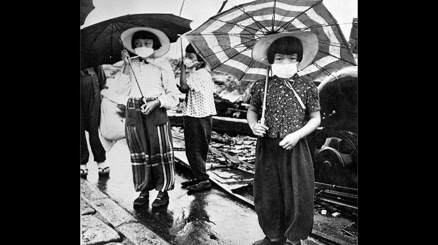 Hiroshima, la primera gran víctima de armas nucleares [FOTOS]