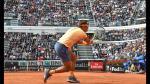 Djokovic-Nadal: fotos del partidazo por Masters 1000 de Roma - Noticias de nadal