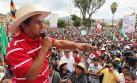 Patria Roja oficializó la expulsión de Gregorio Santos