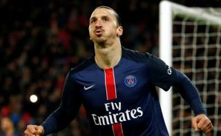 Zlatan se va del PSG y deja en el recuerdo estas 10 maravillas
