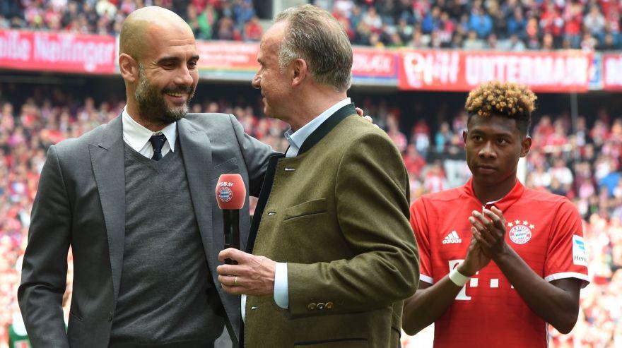 Guardiola se despidió del Bayern Múnich: Nunca los olvidaré