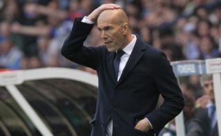 "Zinedine Zidane reconoció que Barcelona ""ha merecido"" la Liga"