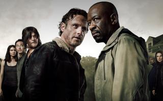 """""""The Walking Dead"""": accidente habría revelado spoiler"""
