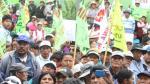 Habrá nueva protesta contra el proyecto Tía María el lunes 23 - Noticias de paro minero en arequipa