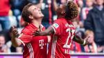 Bayern Múnich venció 3-1 al Hannover en homenaje a Guardiola - Noticias de bundesliga 2014-2015