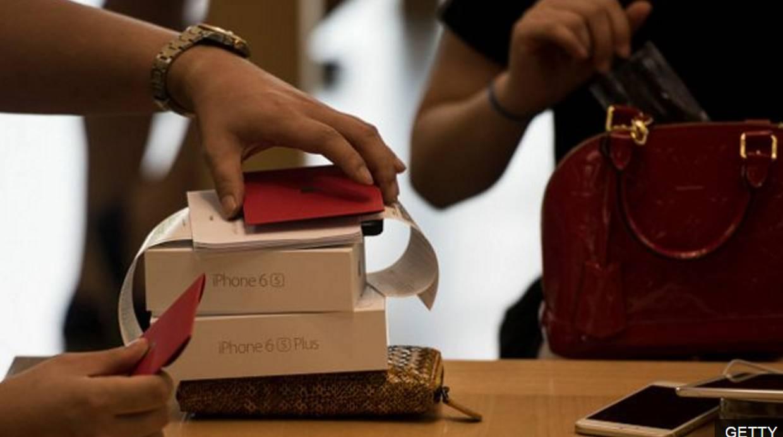 Al menos en un sentido el iPhone no es el más rentable.(Foto: BBC Mundo)