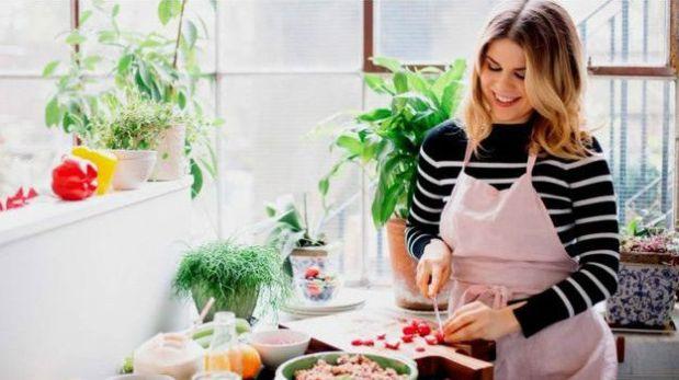 La nutricionista Madeleine Shaw comenzó blogueando sobre recetas sanas en su página web. (Foto: MADELEINE SHAW)