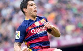Barcelona gana la Liga de Suárez, por Jorge Barraza