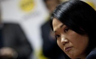 """Keiko Fujimori: """"Jamás entregué dinero a Joaquín Ramírez"""""""