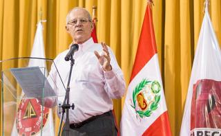 PPK pide que se aclare investigación de DEA a Joaquín Ramírez