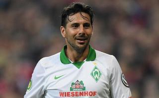 """Claudio Pizarro renovará con Werder Bremen, según """"Bild"""""""