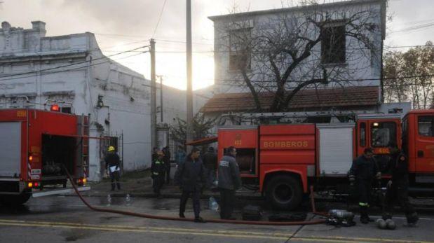 Tragedia en Uruguay: 7 muertos en incendio en hogar de ancianos