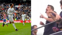 Cristiano Ronaldo: ¿Piqué se burló de CR7 en festejo del Barza?
