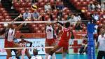 Vóley: Perú venció 3-0 a República Dominicana por Preolímpico - Noticias de jugadoras de voley