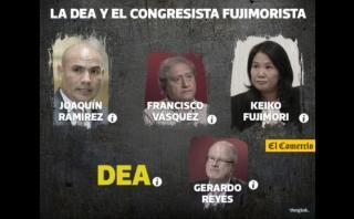 DEA investiga audio de Joaquín Ramírez: protagonistas del caso