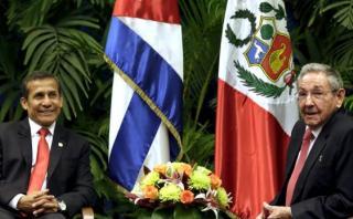 """Canciller: """"Condecoración a los Castro 'es potestad' de Humala"""""""
