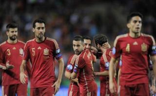 España: sorpresas en lista preliminar para Eurocopa 2016