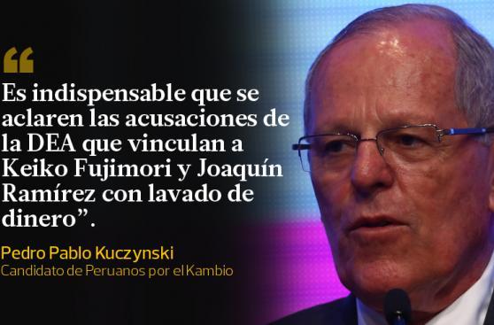 Caso Joaquín Ramírez: las reacciones de Keiko y PPK