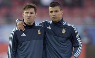 Lionel Messi le contó a Sergio Agüero cómo es Pep Guardiola