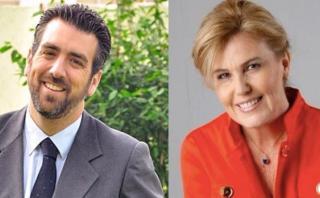 JNE: Mónica Delta y Carlos Cornejo moderarán el primer debate