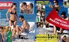 Pampita, captada besándose con tenista 'Pico' Mónaco en Ibiza