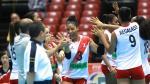 Perú ganó 3-1 a Kazajistán y sueña con Río 2016 - Noticias de jugadoras de voley