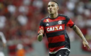 Paolo Guerrero: Flamengo perdió y quedó fuera de Copa Brasil