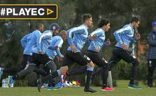 Uruguay, preparada para tomarse la revancha en la Copa América